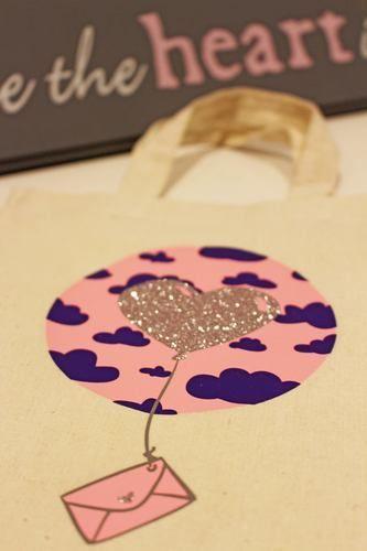 Makerist - Gestaltung mit Liebe und Luft <3 - Textilgestaltung - 3