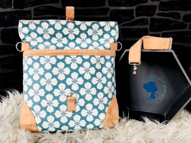 Makerist - Büddel Bag Marei  - Nähprojekte - 2