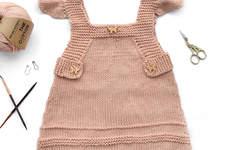 Makerist - Babykleid Tunika Amidala von der Verenazeitschrift - 1