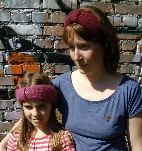 Makerist - Raspberry Love & Ruby Heart - Strickprojekte - 3