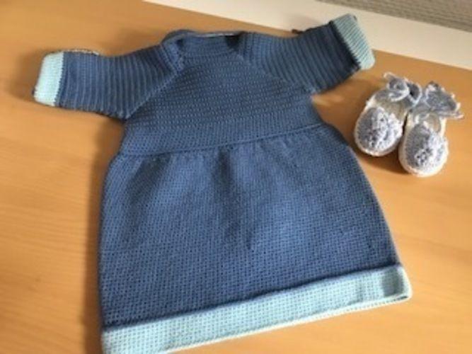 Makerist - Jeanskleidchen - Häkelprojekte - 3