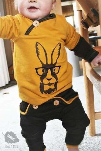 Makerist - Plotter-Freebook Hasenparade von Frau Fadenschein - Textilgestaltung - 1