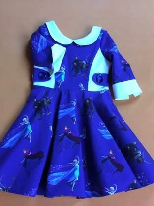 Makerist - Das Kleid für Emma zur Einschulung im September. - 1