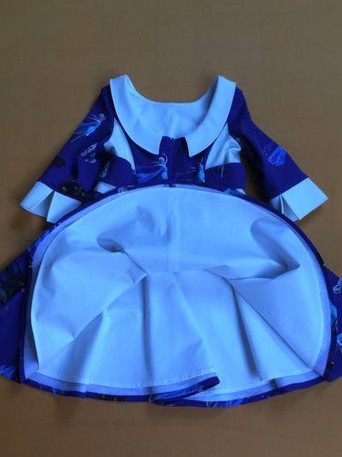 Makerist - Das Kleid für Emma zur Einschulung im September. - Nähprojekte - 2