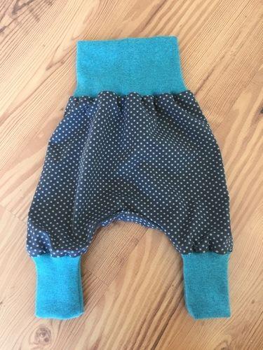 Makerist - Erste Babypumphose - Nähprojekte - 1