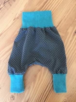 Makerist - Erste Babypumphose - 1