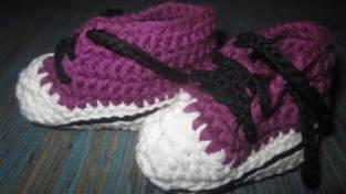Makerist - Baby- Chucks - 1