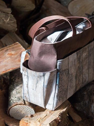 Makerist - Malme shopping Bag - Nähprojekte - 1