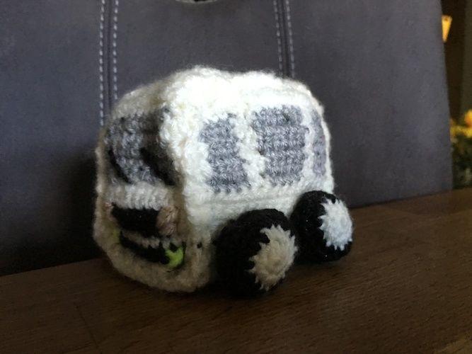 Makerist - Vw T3 Bus; Wolle; für Groß und Klein - Häkelprojekte - 1