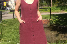 """Makerist - Kleid """"Tuva"""" aus Ramie - 1"""