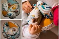 Makerist - Knuddelball für die Nichte - 1