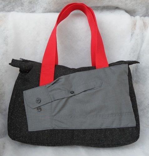 Makerist - meine Hemdsärmeltasche - Nähprojekte - 2