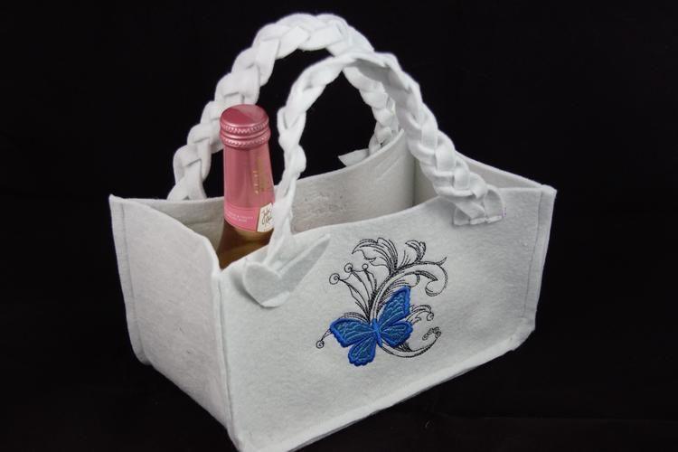 Makerist - Geschenktaschen zum Muttertag - Nähprojekte - 3