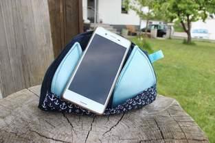 Makerist - Upcycling Handyhalter - 1