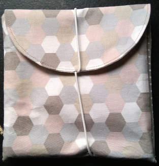 Makerist - Täschchen Periodensystem - aus Baumwollstoff - für Mädels - 1