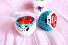Makerist - Apfelmäntelchen gehäkelt - 1