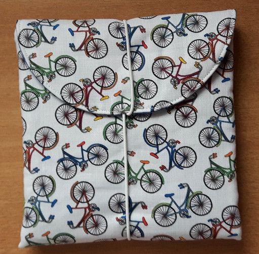 Makerist - Täschchen Periodensystem - für eine Mountainbikerin - Nähprojekte - 1