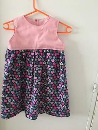 Makerist - Robe fillette 8/10ans pour ma petite fille.  - 1