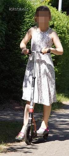 Makerist - Sommerspeedy von Frau Ninchen - Nähprojekte - 1