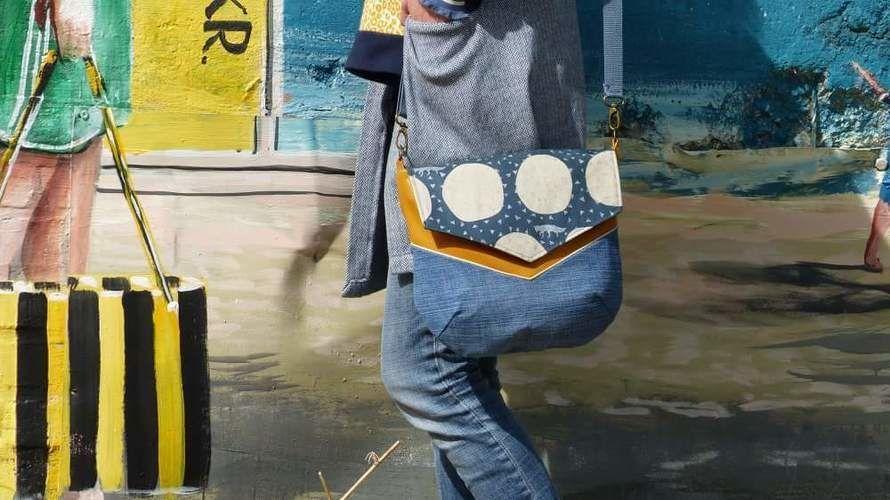Makerist - Tasche VARA von hansedelli - Nähprojekte - 2