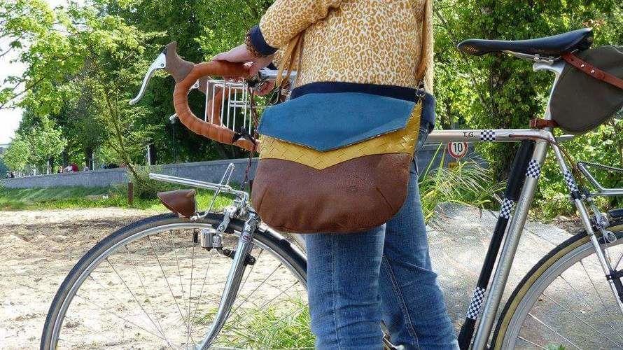 Makerist - Tasche VARA von hansedelli - Nähprojekte - 3