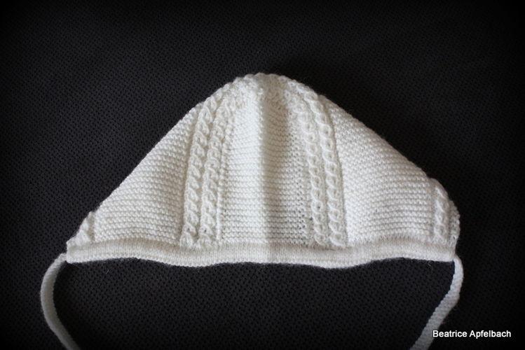 "Makerist - Bonnet ""Royal""  - Strickprojekte - 2"