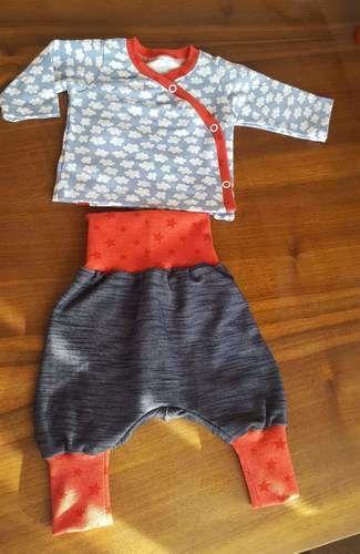 Makerist - Lybstes Babyset - Nähprojekte - 1