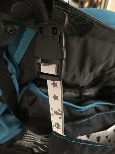 Makerist - Stoffbeutel Emma als Kinderwagentasche - Nähprojekte - 3