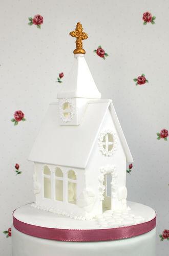 Makerist - Konfirmationstorte für Maya - Torten, Cake Pops und Cupcakes - 2