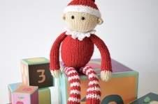 Makerist - Jingles the Elf - 1