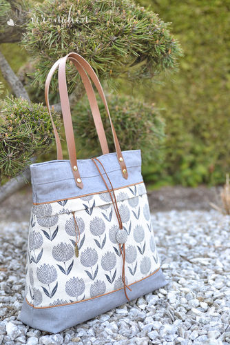 Makerist - Tasche Frühlingliebe von Unikati  - Nähprojekte - 1