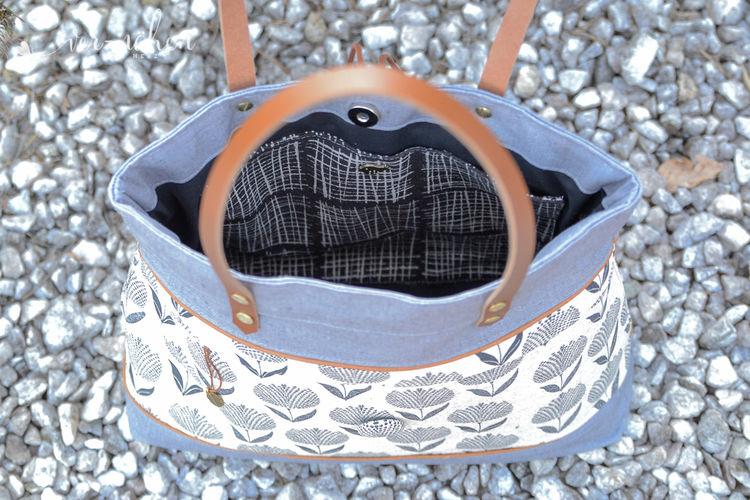 Makerist - Tasche Frühlingliebe von Unikati  - Nähprojekte - 2