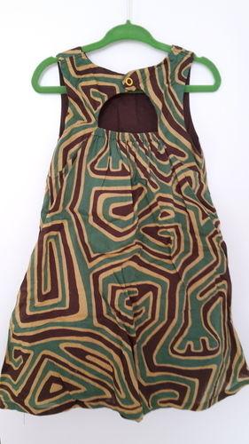 Makerist - Upcycling aus altem Kleid von mir - Nähprojekte - 1