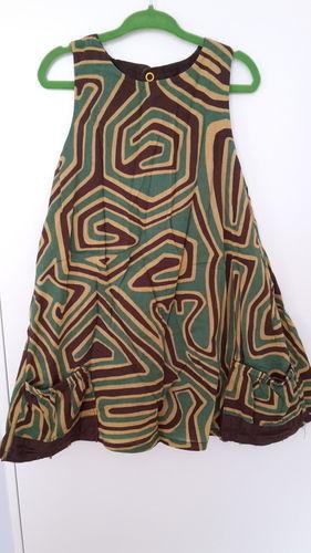 Makerist - Upcycling aus altem Kleid von mir - Nähprojekte - 2
