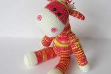 Makerist - Gerald the Giraffe - 1
