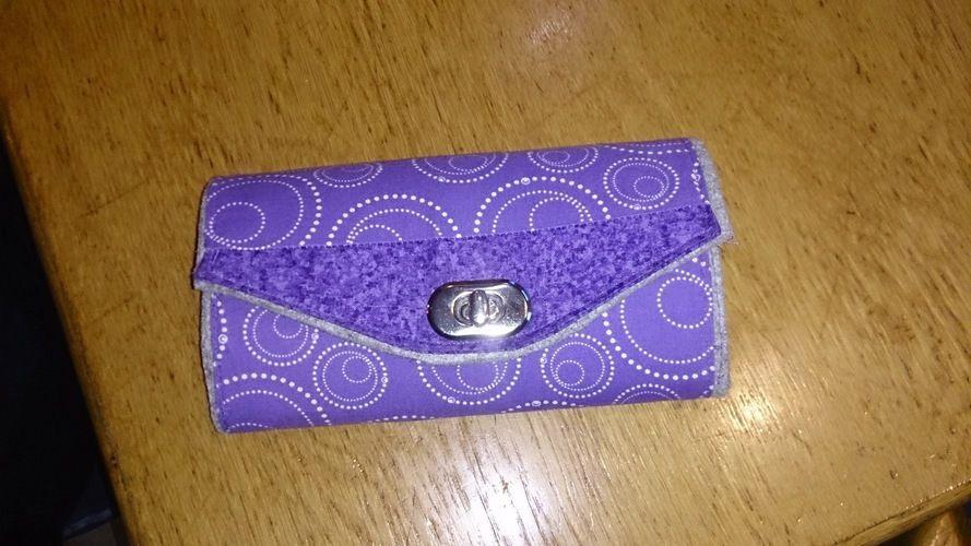 Makerist - Geldbörse für meine Freundin  - Nähprojekte - 1