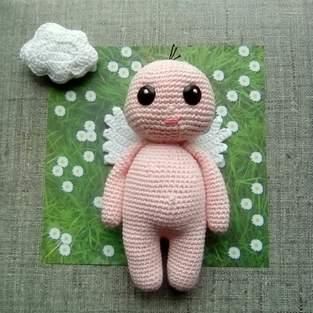 Makerist - S.A.M.a dit... un bébé ange ! - 1