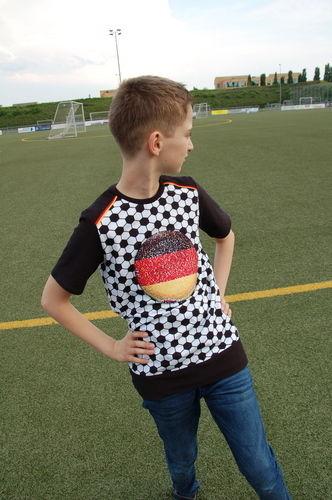 Makerist - Fußball-WM kann kommen :-) - Nähprojekte - 2