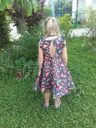 Makerist - Kleid Leni von Patty doo  - Nähprojekte - 2