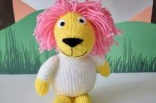 Makerist - Lionel the Lion - 1