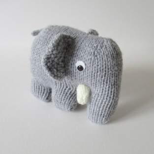 Makerist - Hatty the Elephant - 1