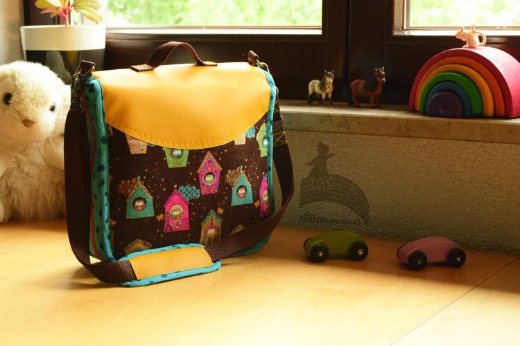 Makerist - Olly als Puppenstube - Nähprojekte - 3