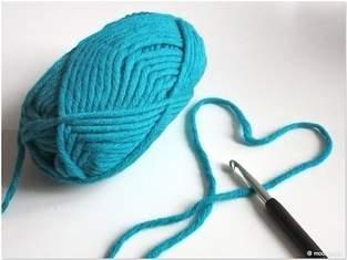 Makerist - Gehäkelter Woll-Loop: Step by Step Anleitung - 1