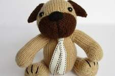 Makerist - Pug Dog - 1
