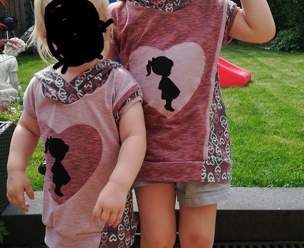 Makerist - Schwesternshirts  - Nähprojekte - 1