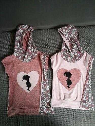 Makerist - Schwesternshirts  - Nähprojekte - 2