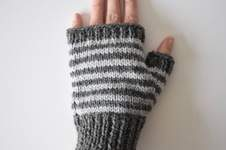Makerist - Simple Mitts - 1