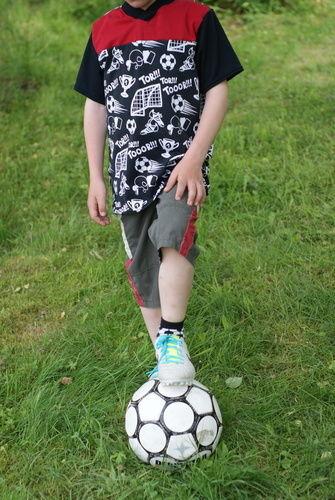 Makerist - Sportshirt Vinny - Nähprojekte - 1