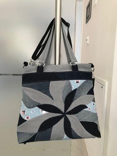 Makerist - Jeanstasche - Patchwork-Projekte - 1
