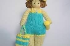 Makerist - Tilda Doll Sarah - 1